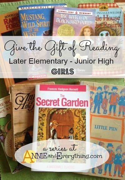 Good Books for Girls