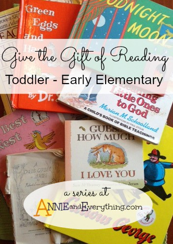 Give the Gift of Reading Part 2
