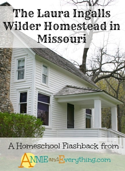 PIctures and narrative of our field trip to the Laura Ingalls Wilder Homestead and Museum in Missouri.