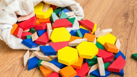 Are math manipulatives REALLY helping your child learn math? Read why I think they are not.