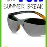 Planning for a Fun Summer Break