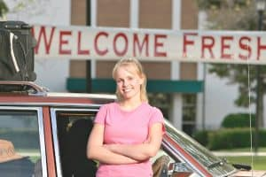 Dropping off your college freshman can be an emotional and confusing task. Knowing what to expect can help everyone stay sane!