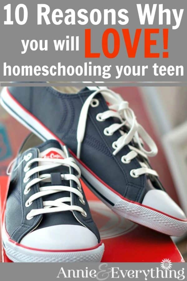 Wondering whether it will be worth it to homeschool high school? The answer is YES YES YES for these 10 reasons! Don't let worries about curriculum, schedule, transcripts, and whatever else keep you from enjoying possibly the best years of your homeschool career. From a mom who has been there!!