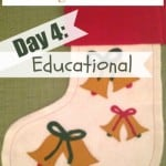 5 Days of Frugal Stocking Stuffer Ideas: Day 4 = Educational
