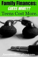 Are your family finances prepared for the teen years? Here are some costs to expect and how to plan ahead.