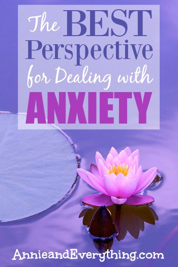 Do you struggle with anxiety? Read to learn about an effective method for dealing with anxiety that you can start putting into practice now for a calmer, more stress-free life.