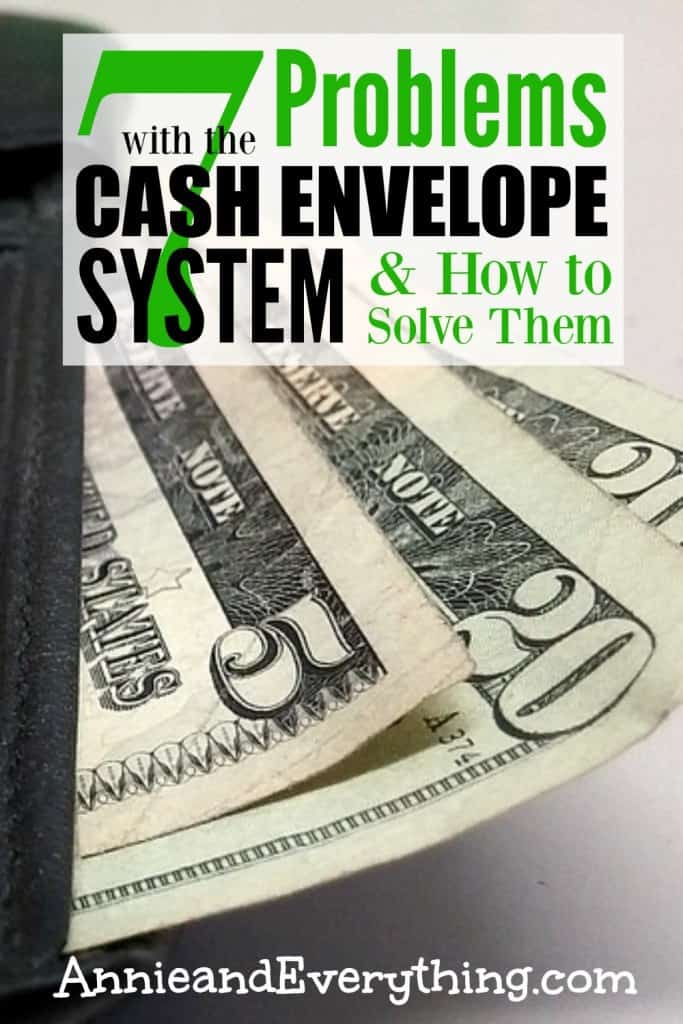 Are you frustrated trying to make the cash envelope system work? Try some or all of these solutions to get your spending under control and make a difference in your budget right away!