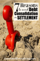Are you getting bombarded with solicitations for debt options like consolidation or settlement? While they might be tempting, they are not all that they seem. Find out why before you sign on the dotted line.