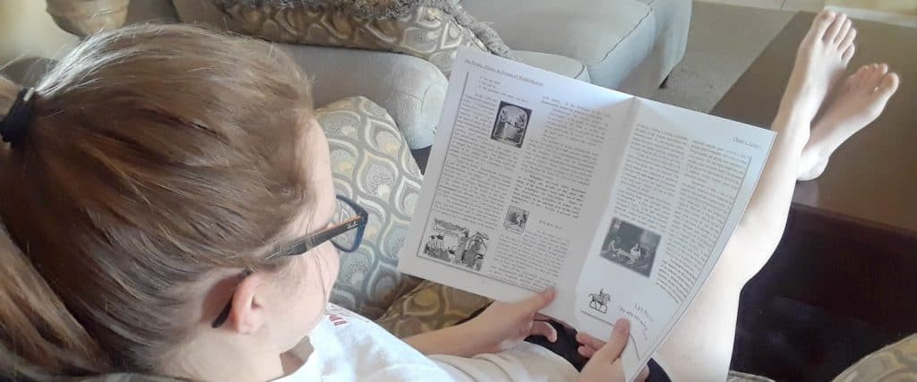 PAC is a homeschool high school world history curriculum that is easy to use and will get the job done. Your student doesn't always have to study high school history with unit studies, long book lists, and the obligatory timeline. My daughter will be working at her own pace, with time left over for her own interests!