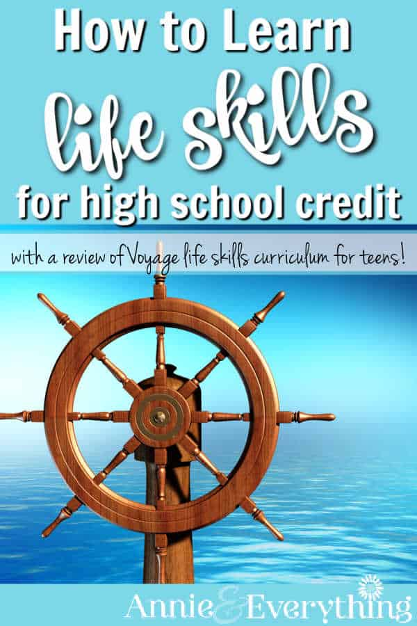 Voyage is a life skills curriculum for teens that will teach them all the things they refuse to hear from you in a fun and interactive way.